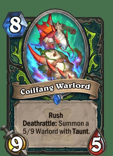 Coilfang Warlord HQ