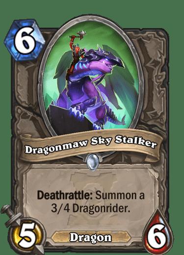 Dragonmaw Sky Stalker HQ