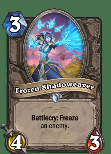 Frozen Shadoweaver HQ