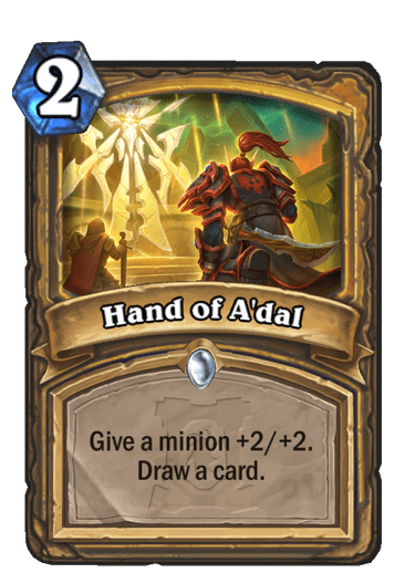 Hand of A'dal HQ