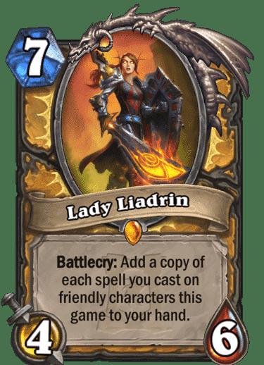 Lady Liadrin HQ