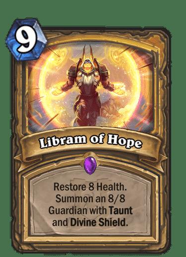 Libram of Hope HQ