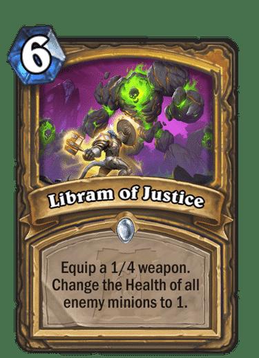 Libram of Justice HQ