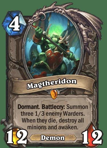 Magtheridon HQ