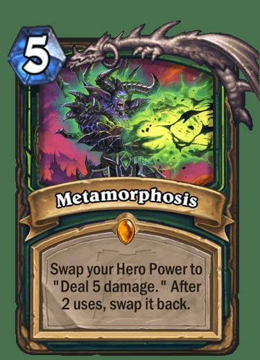 Metamorphosis HQ