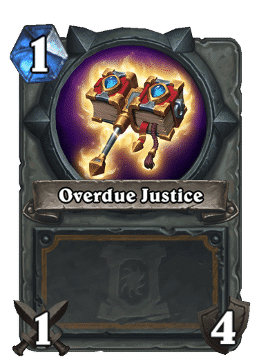Overdue Justice HQ