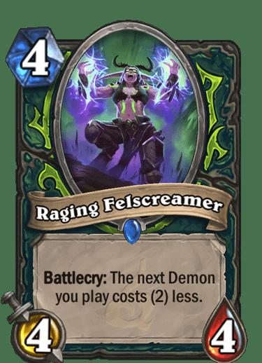 Raging Felscreamer HQ