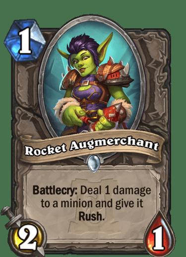 Rocket Augmerchant HQ