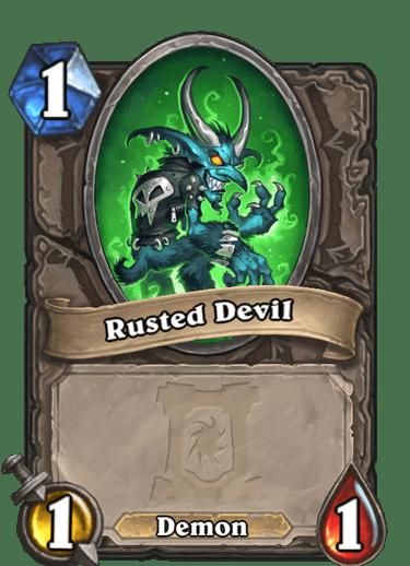 Rusted Devil HQ