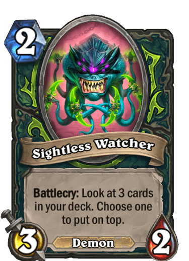 Sightless Watcher HQ