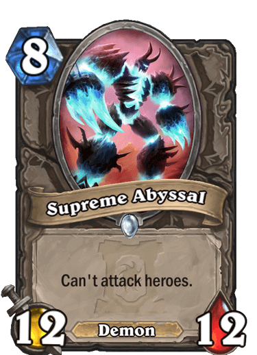 Supreme Abyssal HQ