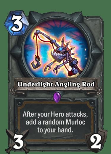 Underlight Angling Rod HQ