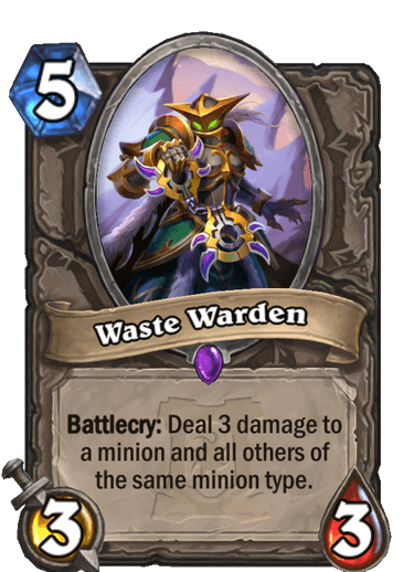 Waste Warden HQ