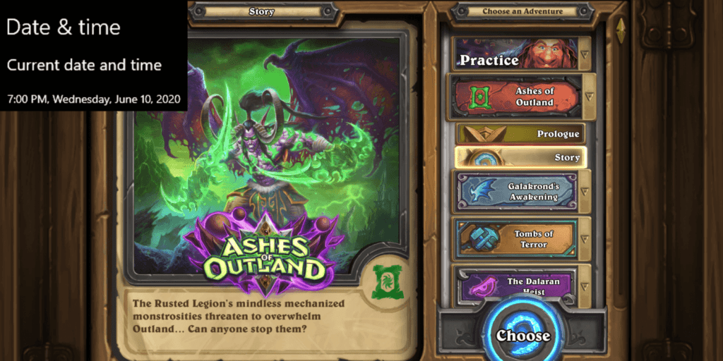 Ashes of Outland Story launches June 10 2020