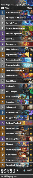 Reno Mage #322 Legend - JBrightt_