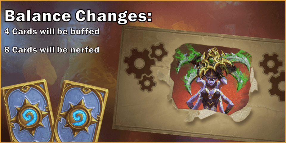 Balance Changes