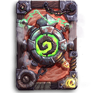 Card Back - Rusted Legion