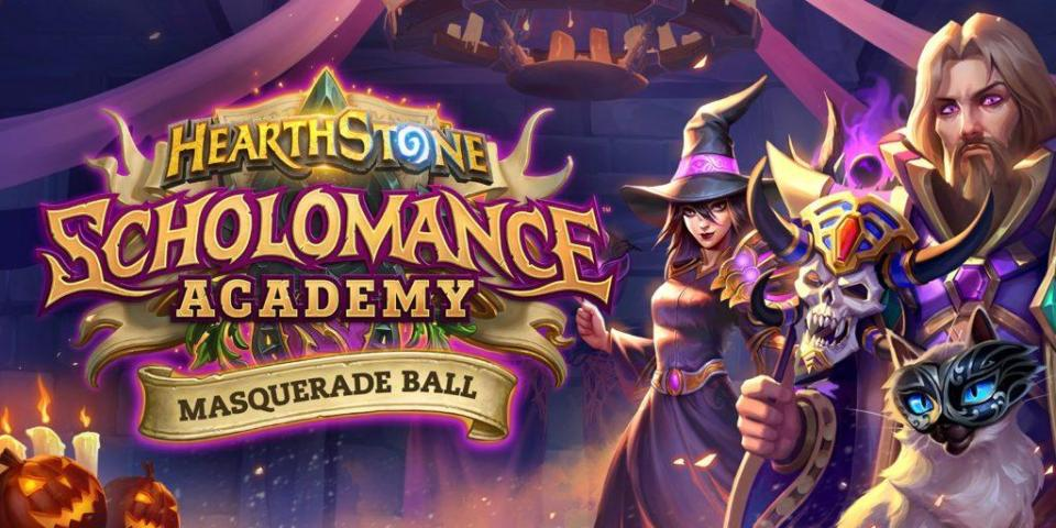 Your Attendance is Requested at the Masquerade Ball!