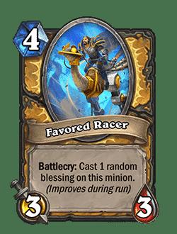 Favored Racer