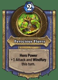 Ferocious Flurry