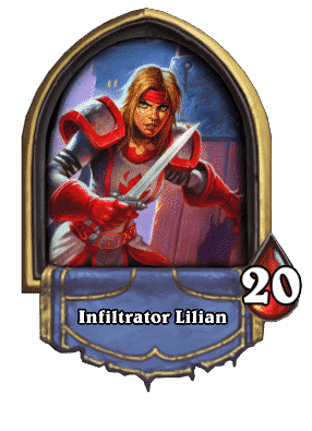 Infiltrator Lilian