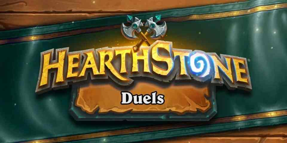 Introducing a New Game Mode Hearthstone Duels