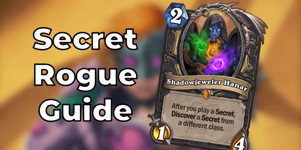 Secret Rogue Guide