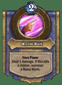 Wyrm Bolt