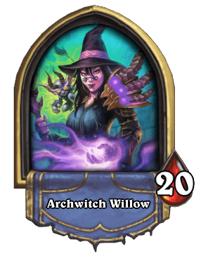 Warlock - Archwitch Willow