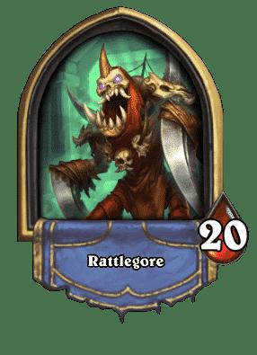 Warrior - Rattlegore