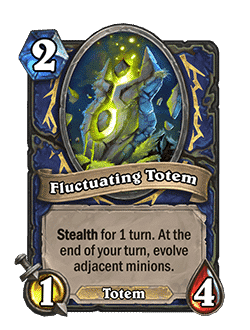 Fluctuating Totem
