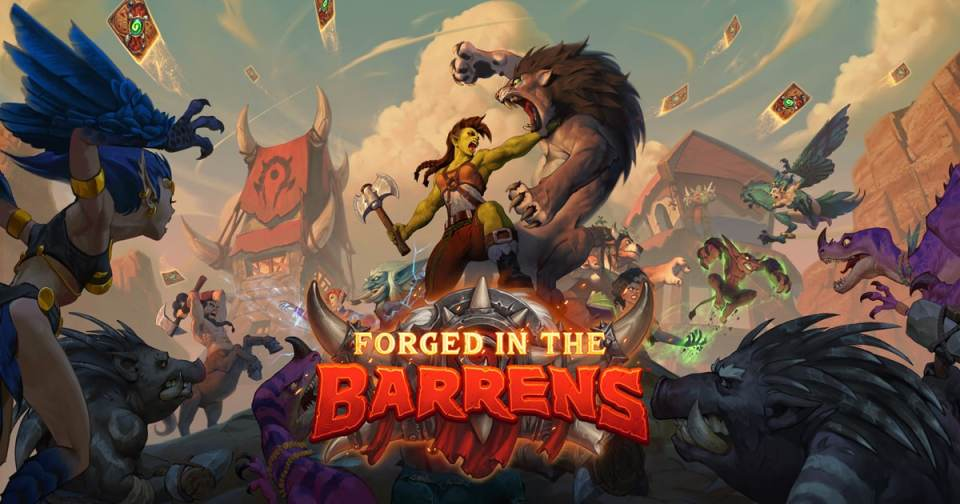 Forged in the Barrens