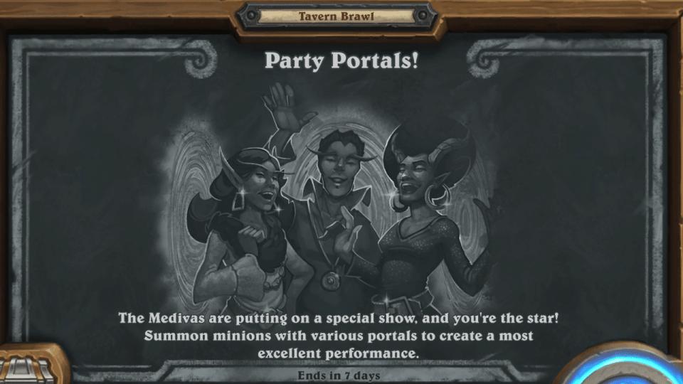 Party Portals!