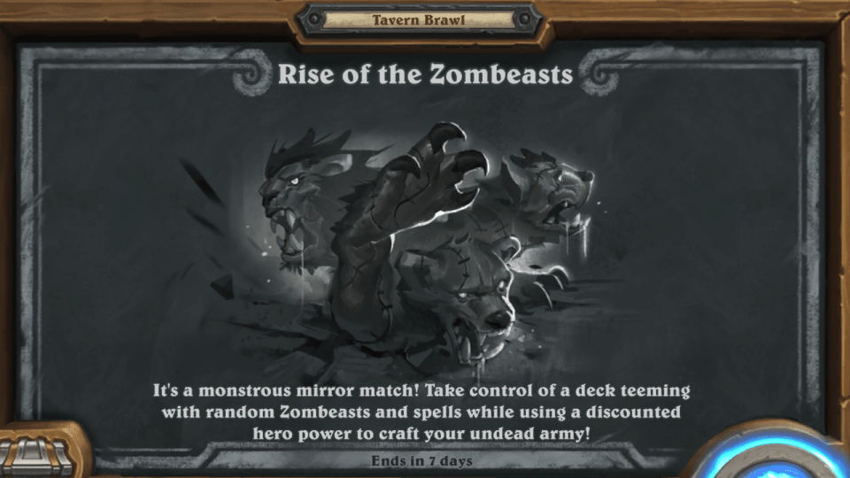 Rise of the Zombeasts