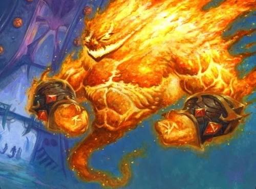 Fire Elemental Hearthstone Wiki