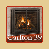 New 2016 Carlton 39 Gas Fireplace Brochure