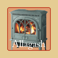 New for 2016 - Allagash Gas Stove by Jotul Brochure
