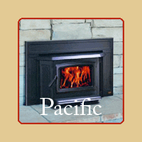 New for 2016 - Pacific Wood Burning Insert Brochure by Pacific Energy