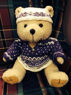 Judy bear 1