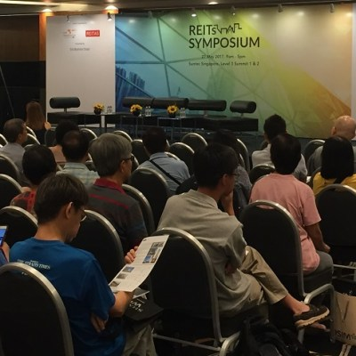 2017 Singapore REITs Symposium Review: Valuable Insights From CEOs