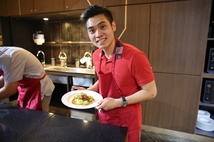 RWS Invites Executive Chef Kitchen Event