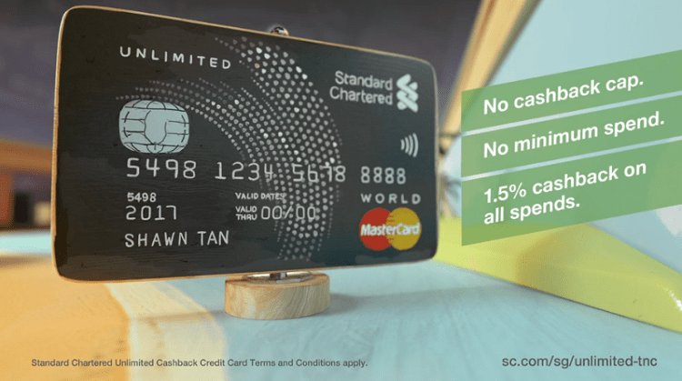 standard-chartered-unlimited-cashback-card-review