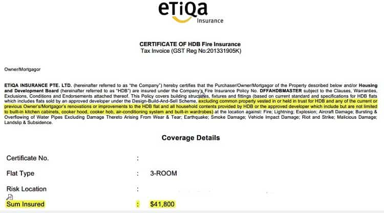 hdb-fire-insurance-exclusions
