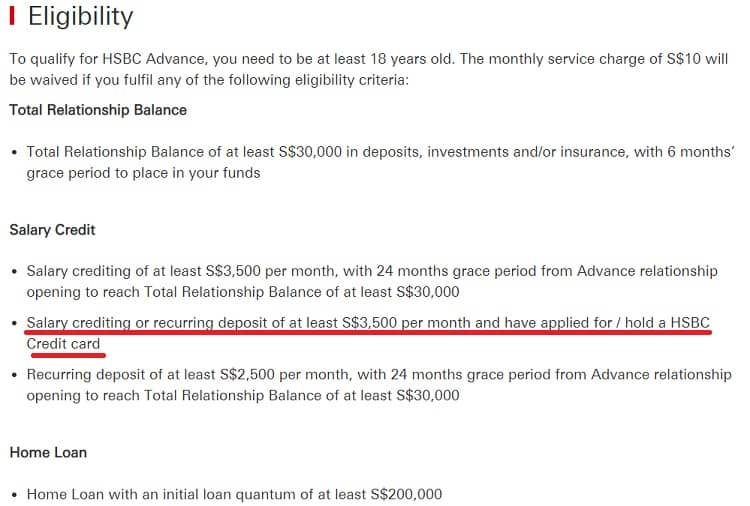 hsbc-advance-account-eligibility