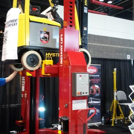 Rotary Portable Heavy Duty Lift