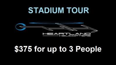 Stadium Tour Badge B