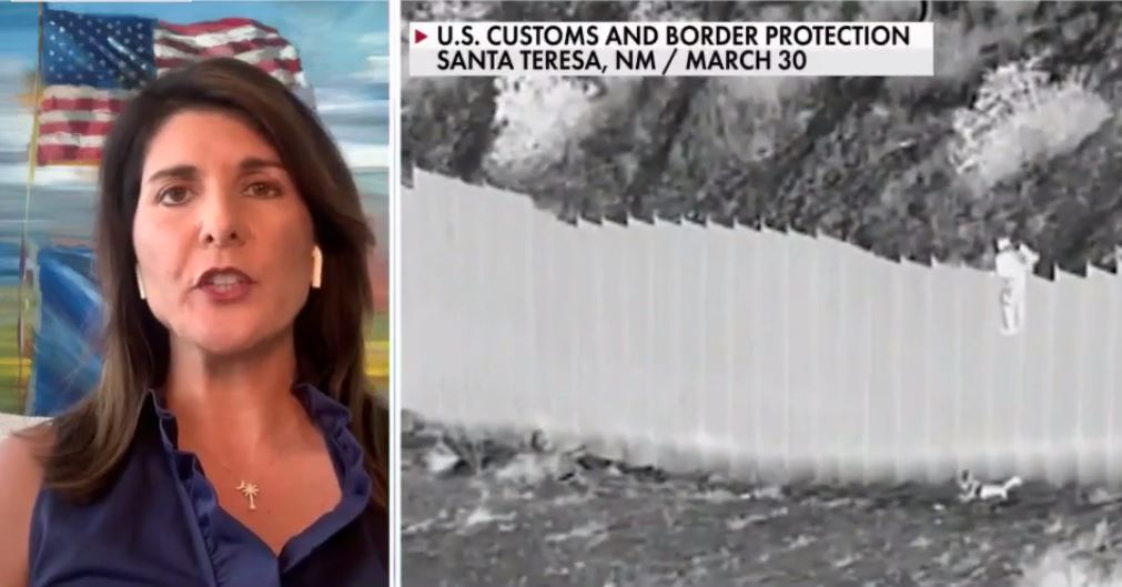 'God Help Us if She Becomes President,' Ex-US Ambassador to UN Nikki Haley Says on Kamala Harris and Migrant Border Crisis