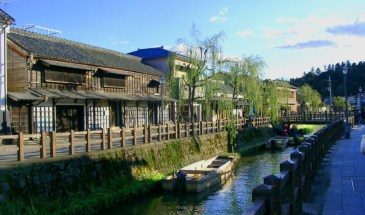 Thanks to prosperous water transport through Tone River, the mouth of which was changed from Tokyo Bay to Choshi in Edo Period, Sawara still retains many historical merchant buildings.
