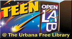 Meet the Makers: Teen Open Lab at The Urbana Free Library
