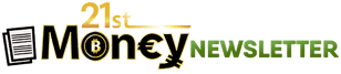 21st Money newsletter logo